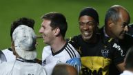¿Qué le dijo Lionel Messi al clon de Ronaldinho?