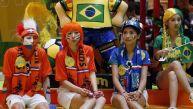 ¿Contra quién hinchará cada país en el Mundial?