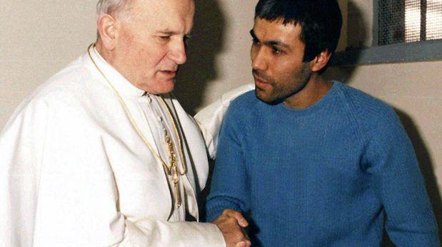 Así ocurrió: En el 2000 el turco Alí Agca deja la cárcel