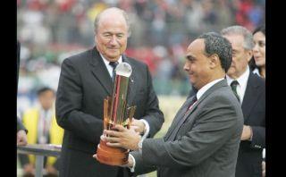 """""""Blatter es el Manuel Burga de la FIFA"""", por Pedro Canelo"""