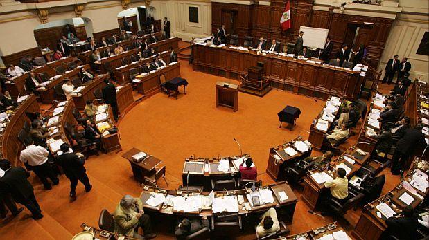 Debaten la no reelección de presidentes regionales y alcaldes