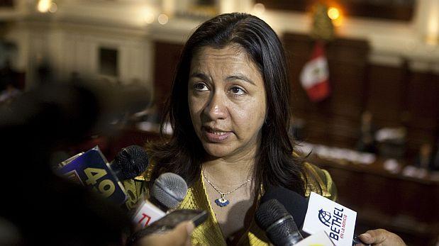 Vicepresidenta rechazó nexos entre Gana Perú y minería ilegal