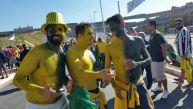 Mundial 2014: así se vive la previa del Brasil-Croacia