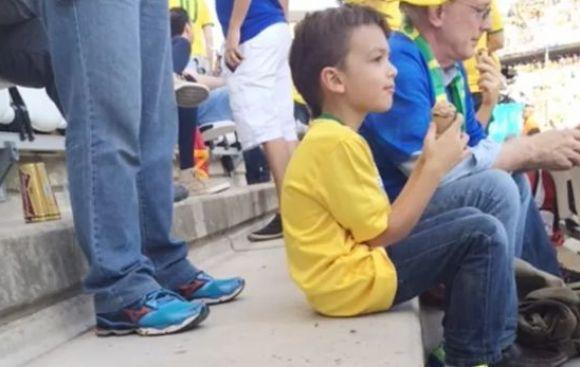 Brasil-Croacia: zona de tribuna más costosa no tiene asientos