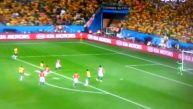 Golazo de Neymar que hizo estallar a todo Brasil