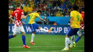 Neymar: su golazo y celebración en fotos de alta definición