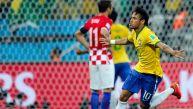 Brasil-Croacia: las mejores imágenes del triunfo brasileño