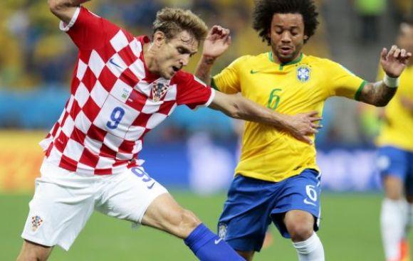 OPINA: ¿Quién fue el más discreto en el Brasil-Croacia?