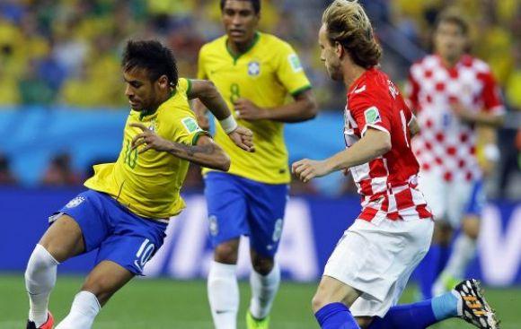 PONLE NOTA: ¿Quién fue el mejor jugador del Brasil-Croacia?