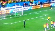 Penal polémico: Neymar anotó y le da así el triunfo a Brasil