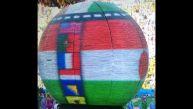 Inauguración de Brasil 2014: confundieron a Nigeria con Niger