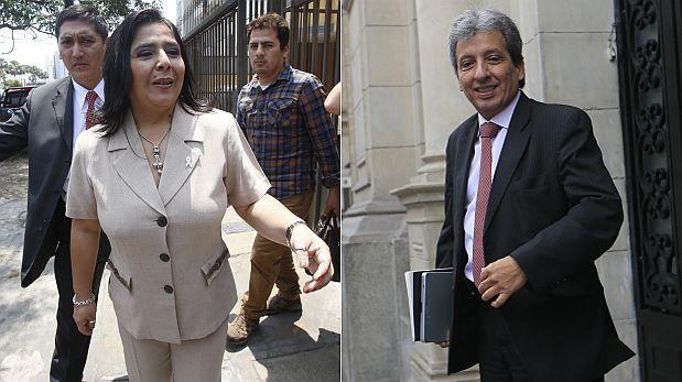 Ana Jara desmiente renuncia del ministro Manuel Pulgar Vidal