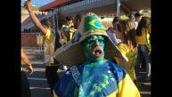 Mundial: los personajes más extraños que se roban la atención