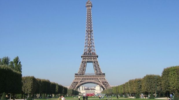 La Torre Eiffel cierra debido a una huelga