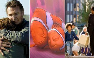 Papás de película: Seis personajes llenos de amor por sus hijos