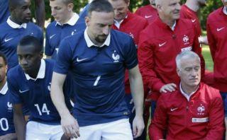 ¿Por qué Franck Ribéry se perdió el Mundial de Brasil 2014?