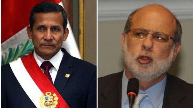 Fujimorismo denunciará constitucionalmente a Humala y Abugattás