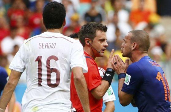 España-Holanda: así se juega el partido en el Arena Fonte Nova