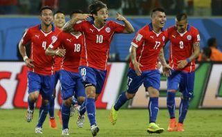 Chile celebra: equipo de Sampaoli venció 3-1 a Australia