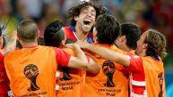 Chile vs. Australia: lo mejor del partido en imágenes