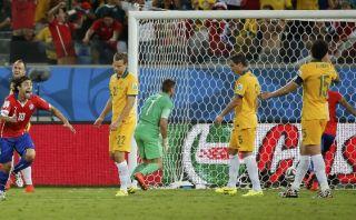Chile vs. Australia: mira el golazo que marcó el Mago Valdivia