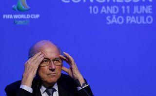 Blatter, el inamovible presidente de la FIFA, y los millones