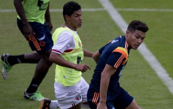 Colombia vs. Grecia: alineaciones confirmadas para el partido
