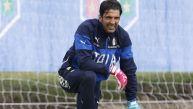 Italia vs. Inglaterra: Buffon se perderá el partido del debut