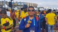 Colombia vs. Grecia: cafeteros confían en Carlos Bacca