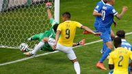 Colombia vs. Grecia: mira el gol de Teófilo Gutiérrez