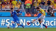 Colombia vs. Grecia: el zurdazo de James que decretó la goleada