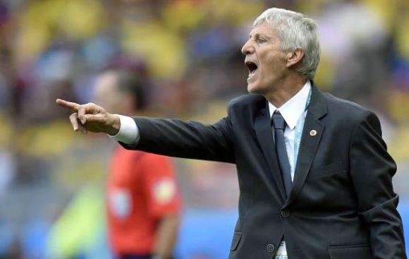 """Pekerman sobre triunfo ante Grecia: """"Colombia se merecía esto"""""""