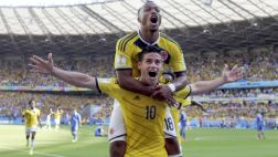 CRÓNICA: Colombia ilusiona en Brasil con goleada contundente
