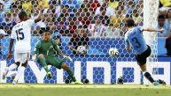 Uruguay vs. Costa Rica: lo mejor del partido en imágenes al ras