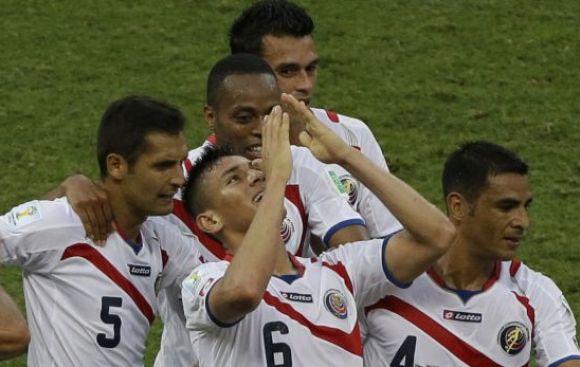 CRÓNICA: Costa Rica fue más que una débil selección uruguaya