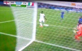 Inglaterra vs. Italia: el gol de Sturridge en el empate inglés