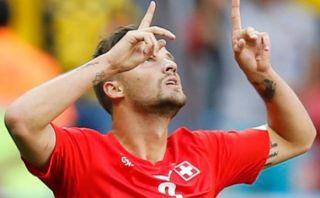 Crónica: Suiza fue un reloj y selló el 2-1 en el minuto final