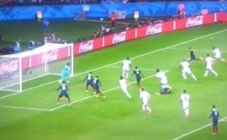 Francia vs. Honduras: Benzema selló goleada con este latigazo