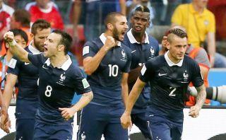 Francia es juventud, rapidez y gol, por Fernando Lozano