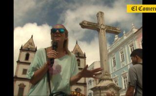 """""""Miss fútbol"""" te muestra la ciudad Salvador, sede del Mundial"""