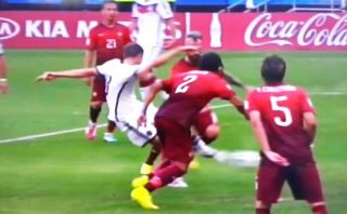 Doblete de Müller: anotó el tercero de Alemania ante Portugal