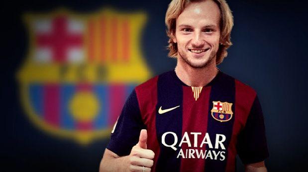 Confirmado: Ivan Rakitic es el nuevo fichaje del Barcelona
