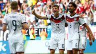 CRÓNICA: Alemania demostró que es la gran favorita del Mundial