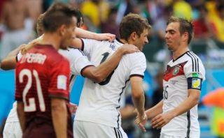 Alemania vs Portugal: teutones ganaron 4-0 en debut del grupo G