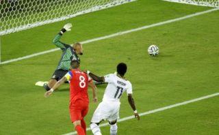 Dempsey marcó el gol más rápido de lo que va de Brasil 2014
