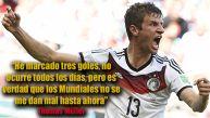 Brasil 2014: las once frases que dejó el día del Mundial