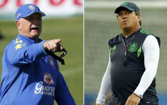 Brasil vs. México: alineaciones confirmadas del encuentro