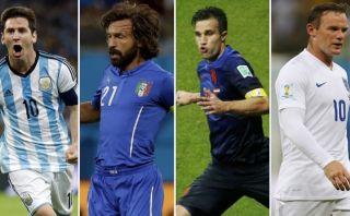 Brasil 2014: cinco genialidades en lo que va del Mundial