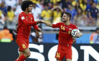 CRÓNICA: Bélgica le volteó el partido a Argelia y le ganó 2-1