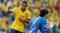 Brasil vs. México: el 'scratch' y la 'tricolor' igualaron 0-0
